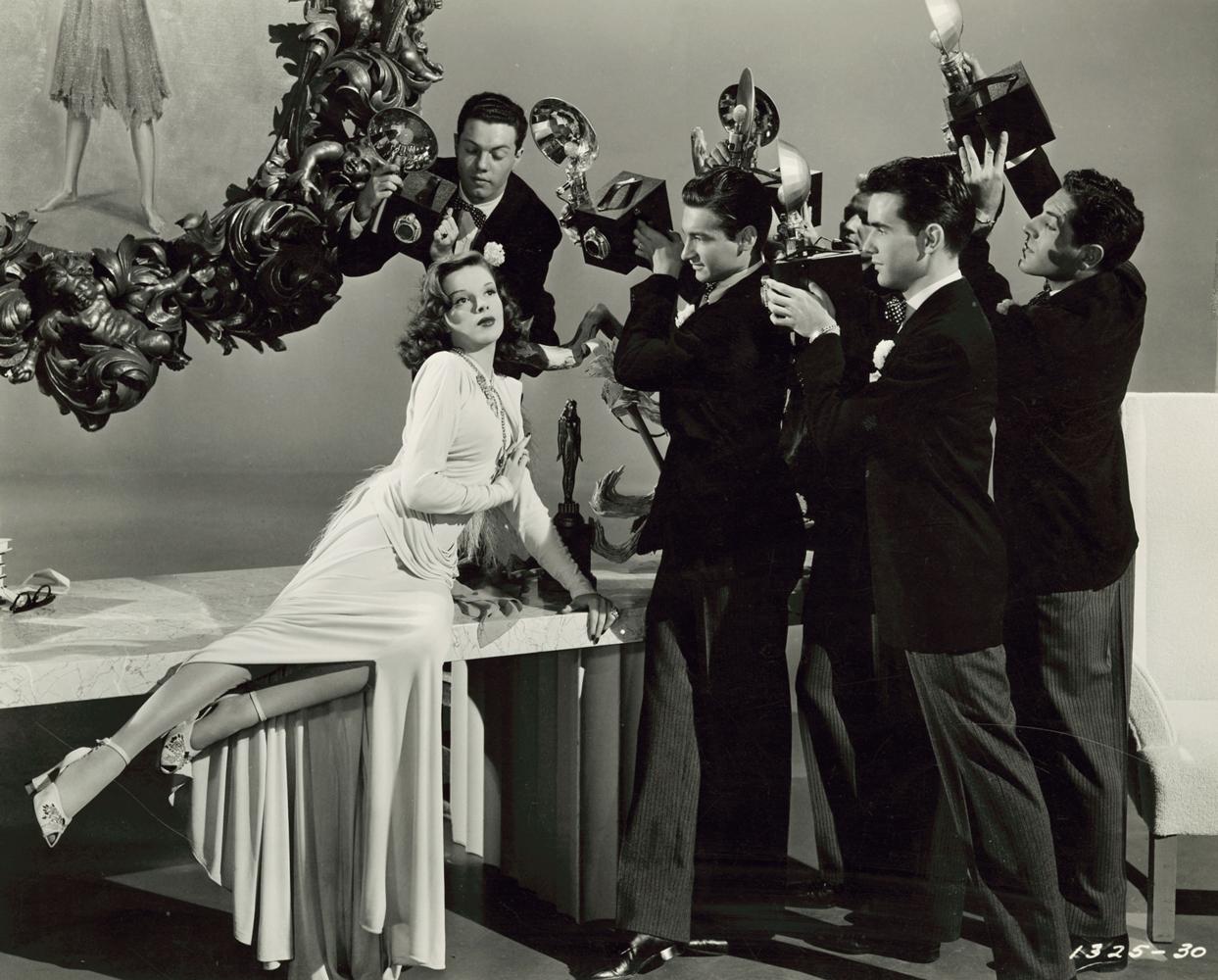 "Judy Garland in ""Ziegfeld Follies"""