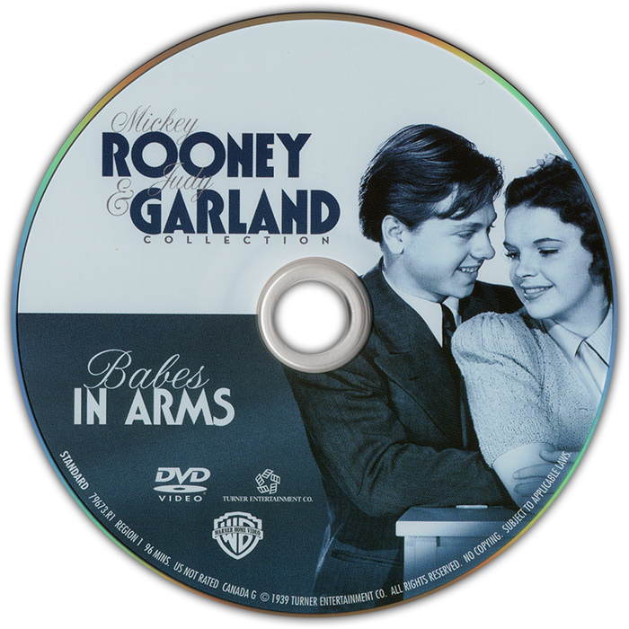 Mickey Rooney Judy Garland DVD Collection
