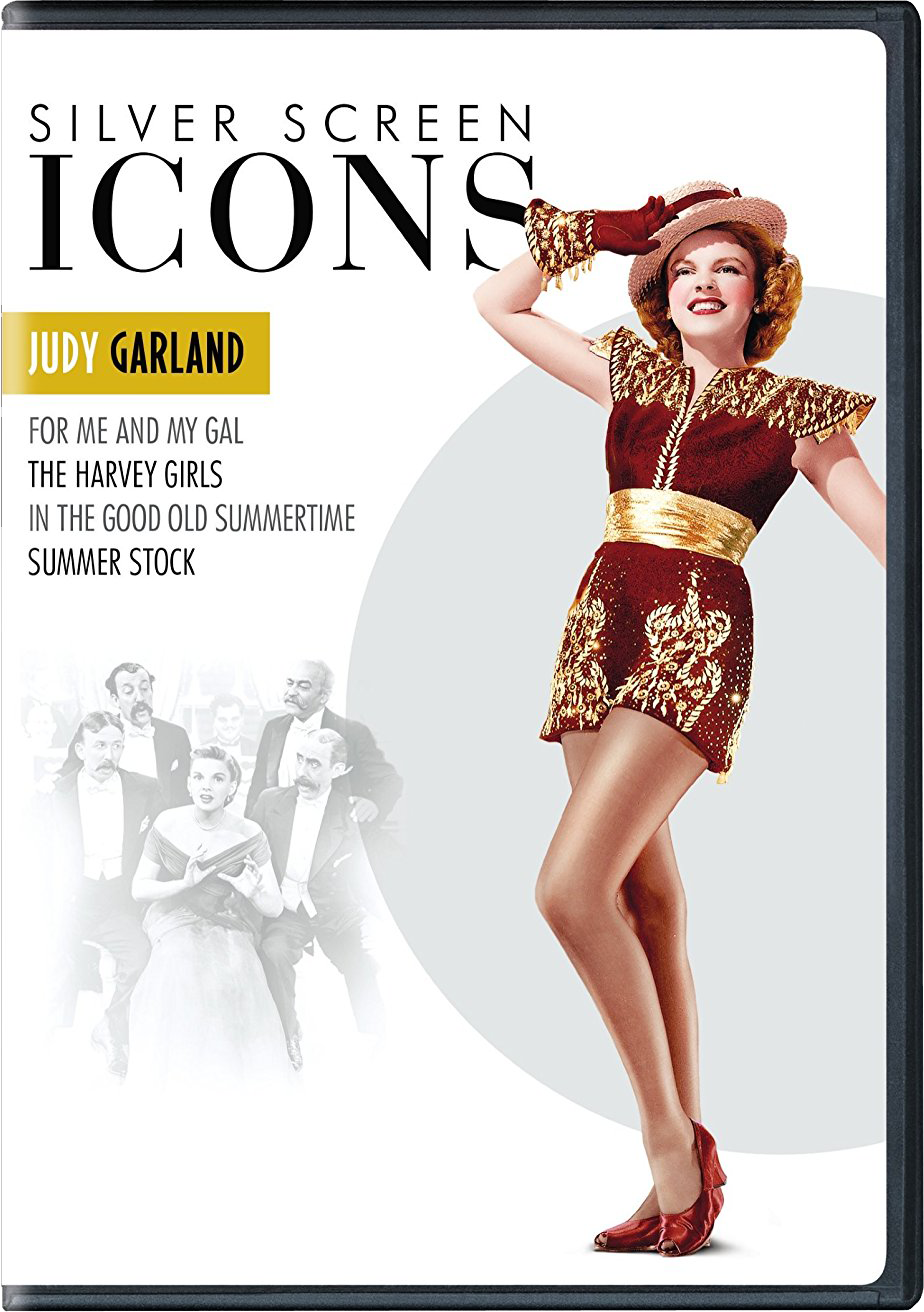 Silver Screen Icons - Judy Garland DVD set