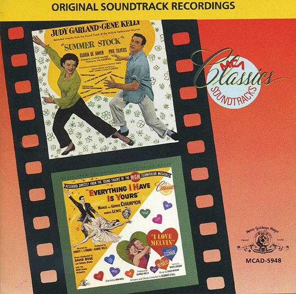 Summer Stock MCA Classics CD