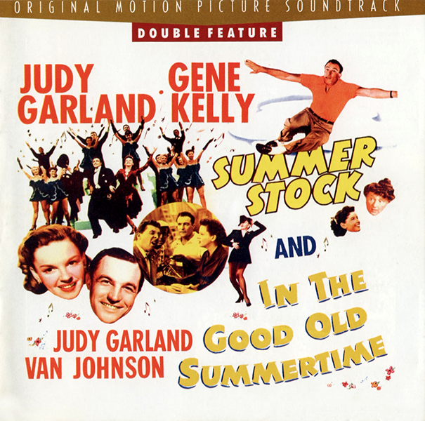 Summer Stock / In The Good Old Summertime Rhino Records CD