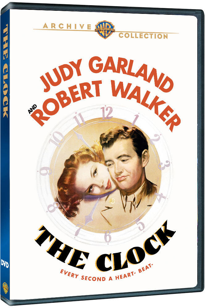 The Clock on Warner Archive DVD