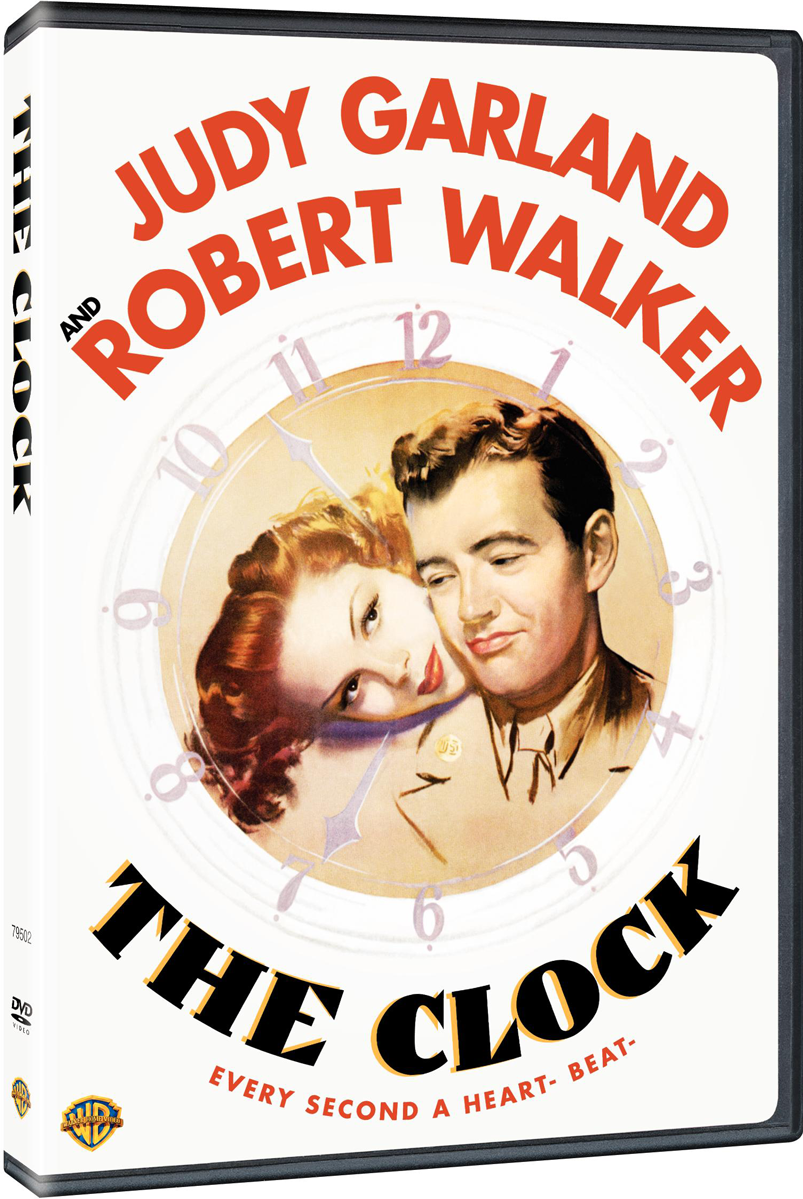 The Clock 2007 DVD