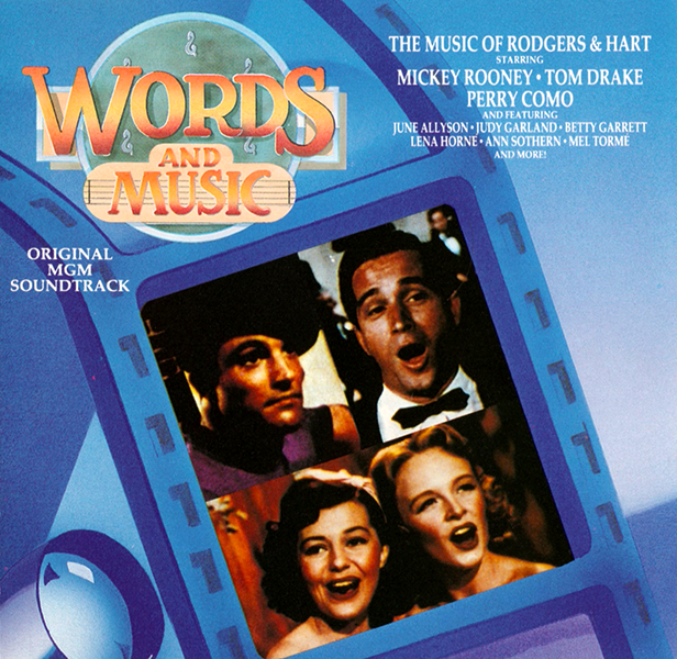1991 Words And Music Sony Music Special Products CD