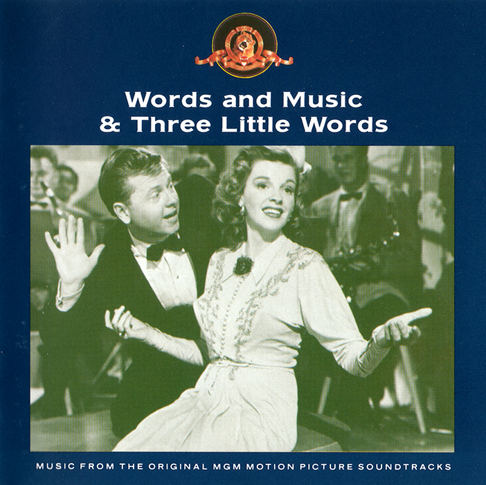 Words And Music EMI CD