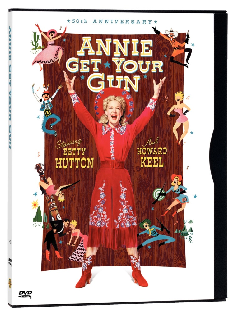 """Annie Get Your Gun"" DVD"