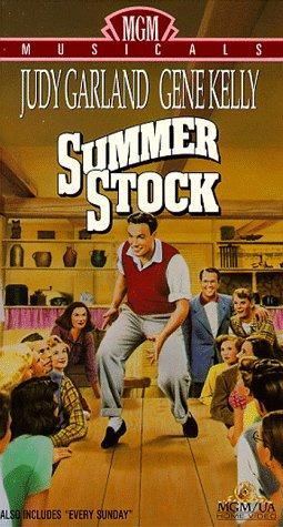 Summer Stock 1990s VHS