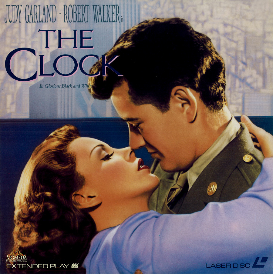 The Clock 1991 Laserdisc