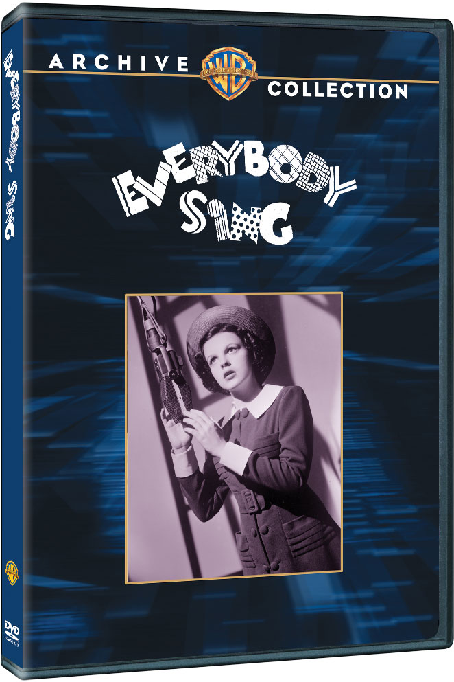 """Everybody Sing"" on DVD"