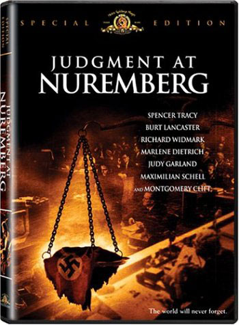 Judgment at Nuremberg DVD