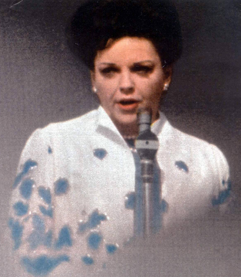 Judy Garland at the Newport Jazz Festival 1961