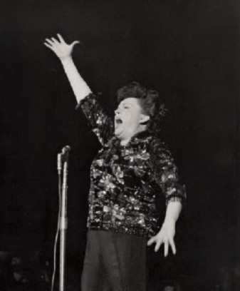 Judy Garland in Denver 1961
