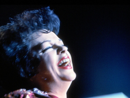 Judy Garland at the Manhattan Center