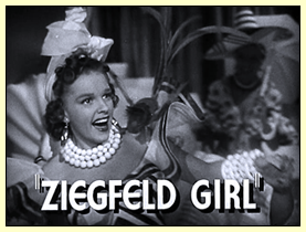 Ziegfeld Girl Trailer